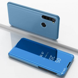 Etuis Xiaomi Redmi Note 8 Cover Translucide Bleu