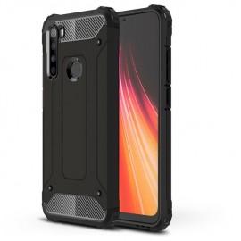 Coque Xiaomi Redmi Note 8 Anti Choques Noire