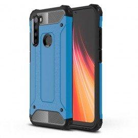 Coque Xiaomi Redmi Note 8 Anti Choques Bleue