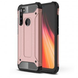 Coque Xiaomi Redmi Note 8 Anti Choques Or Rose