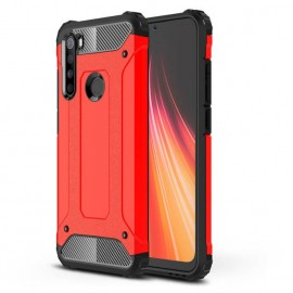 Coque Xiaomi Redmi Note 8 Anti Choques Rouge