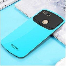 Coque Xiaomi Mi A1 Revolution Bleu