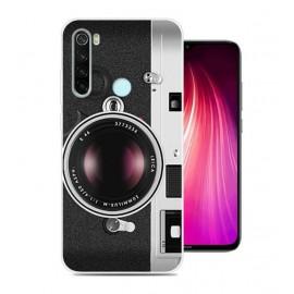 Coque Silicone Xiaomi Redmi Note 8 Camera