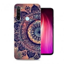 Coque Silicone Xiaomi Redmi Note 8 Fleur