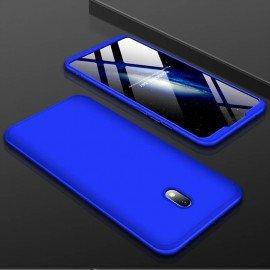 Coque 360 Xiaomi Redmi 8A Bleue