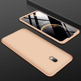 Coque 360 Xiaomi Redmi 8A Dorée