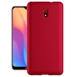 Coque Xiaomi Redmi 8A Extra Fine Rouge