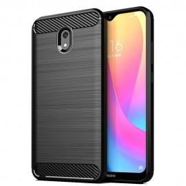 Coque Silicone Xiaomi MI 9T Brossé Noire