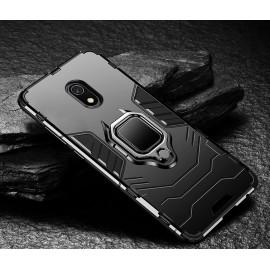 Coque Anneau Xiaomi Redmi 8A Noire