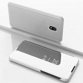 Etuis Xiaomi Redmi 8A Cover Translucide Gris Argent