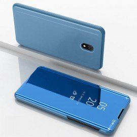 Etuis Xiaomi Redmi 8A Cover Translucide Bleu