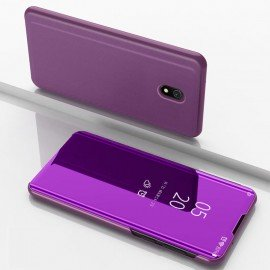 Etuis Xiaomi Redmi 8A Cover Translucide Fushia