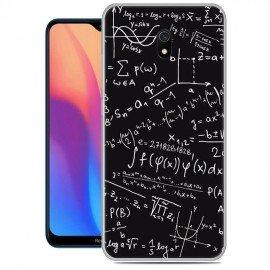 Coque Silicone Xiaomi Redmi 8A Formules