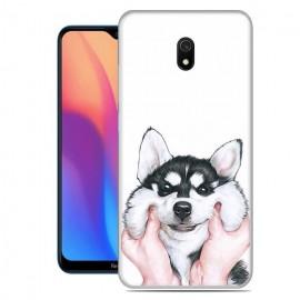 Coque Silicone Xiaomi Redmi 8A Chien