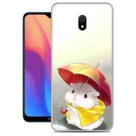 Coque Silicone Xiaomi Redmi 8A Souris