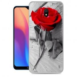 Coque Silicone Xiaomi Redmi 8A Rose