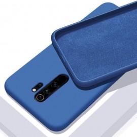 Coque Xiaomi Redmi Note 8 Pro Extra Fine Bleue