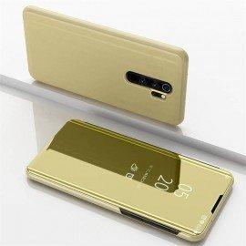 Etuis Xiaomi Redmi Note 8 Pro Cover Translucide Doré