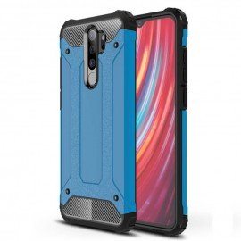 Coque Xiaomi Redmi Note 8 Pro Anti Choques Bleue