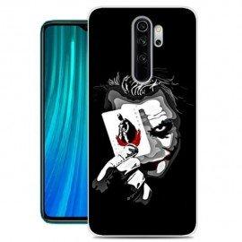 Coque Silicone Xiaomi Redmi Note 8 Pro Joker