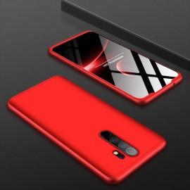 Coque 360 Xiaomi Redmi Note 8 Pro Rouge