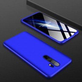 Coque 360 Xiaomi Redmi Note 8 Pro Bleue