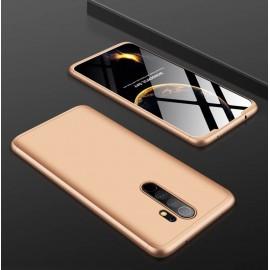 Coque 360 Xiaomi Redmi Note 8 Pro Dorée