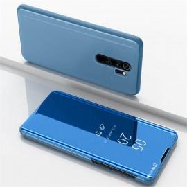 Etuis Xiaomi Redmi Note 8 Pro Cover Translucide Bleu