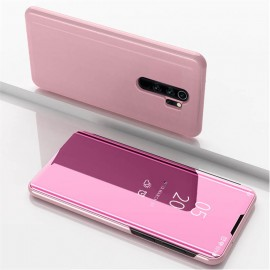 Etuis Xiaomi Redmi Note 8 Pro Cover Translucide Rose