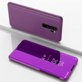 Etuis Xiaomi Redmi Note 8 Pro Cover Translucide Lila