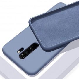 Coque Xiaomi Redmi Note 8 Pro Extra Fine Bleue Claire