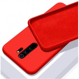 Coque Xiaomi Redmi Note 8 Pro Extra Fine Rouge