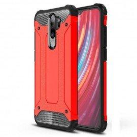 Coque Xiaomi Redmi Note 8 Pro Anti Choques Rouge