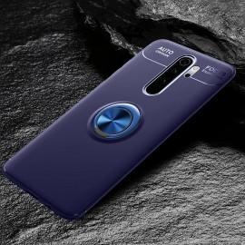 Coque Anneau Xiaomi Redmi Note 8 Pro Bleue