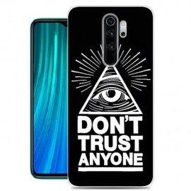 Coque Silicone Xiaomi Redmi Note 8 Pro Confiance