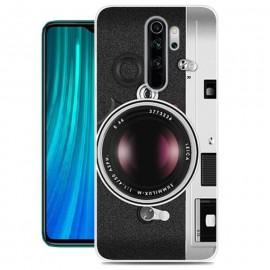 Coque Silicone Xiaomi Redmi Note 8 Pro Camera