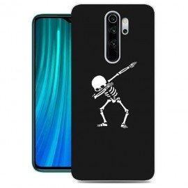 Coque Silicone Xiaomi Redmi Note 8 Pro Squelette