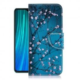Etuis Portefeuille Xiaomi Redmi Note 8 Pro Blossom