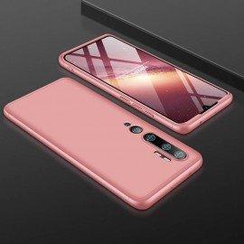 Coque 360 Xiaomi Mi Note 10 Rose