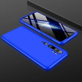 Coque 360 Xiaomi Mi Note 10 Bleue