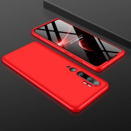 Coque 360 Xiaomi Mi Note 10 Rouge