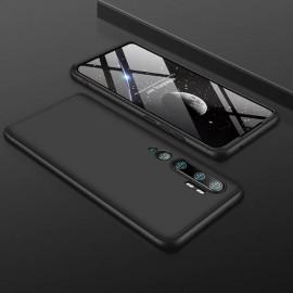 Coque 360 Xiaomi Mi Note 10 Noire
