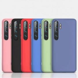Coque Silicone Xiaomi Mi Note 10 Soyeuse