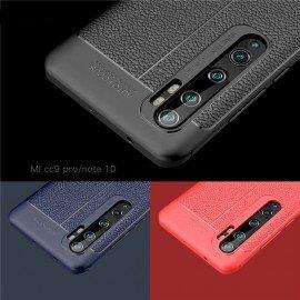 Coque Silicone Xiaomi Mi NOTE 10 Tpu Cuir 3D
