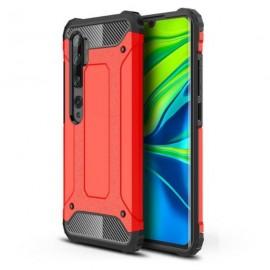 Coque Xiaomi MI Note 10 Anti Choques Rouge