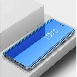Etuis Xiaomi Mi Note 10 smart Cover Bleue