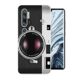 Coque Silicone Xiaomi Mi Note 10 Camera