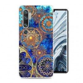 Coque Silicone Xiaomi Mi Note 10 Mandala