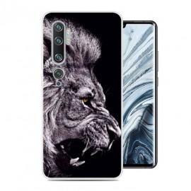 Coque Silicone Xiaomi Mi Note 10 Lion
