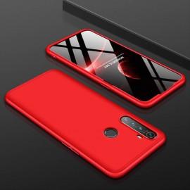 Coque 360 Realme 5 Pro Rouge